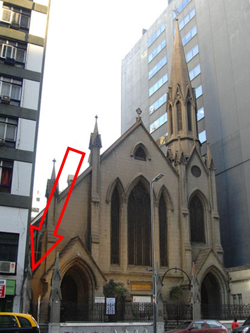 Church at Corrientes 718